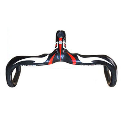 PINARELLO Most  Full Carbon Fiber Road Bicycle Integrated Handlebar with Stem