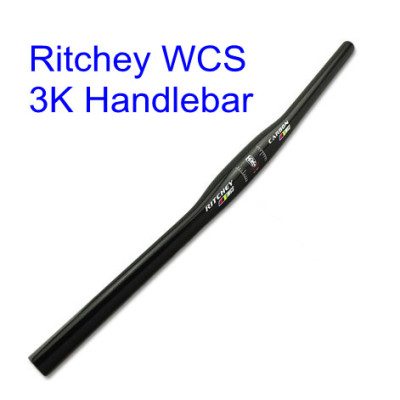 Ritchey WCS MTB full carbon fiber bicycle Flat handlebar 31.8*600/620/640/660/680mm