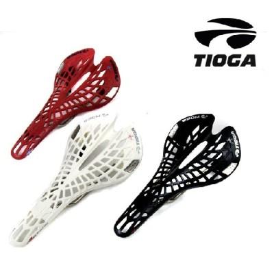 New TIOGA SPYDER Titanium alloy Mtb/Road bike Saddle white & black