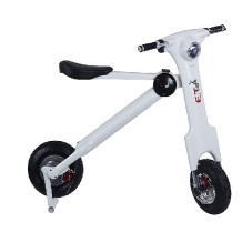 New & popular 48v 250w electric scooter ,2 wheel single e scooter FREE SHIPPING mini Folding ebike