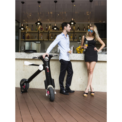 Newest fast speed 48v 500w balancing adult electric scooter ,e-bike folding electric bike made in china popular