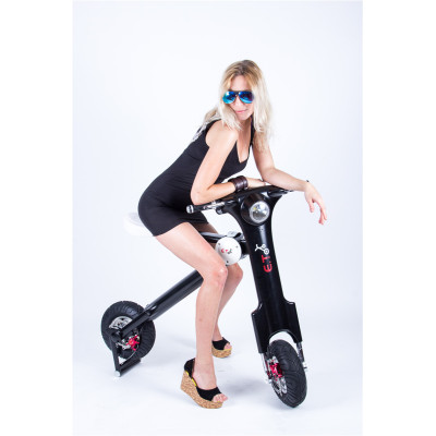 Newest Folding & Fashion Design Self Balancing 2 Wheel Electric Scooter mini folding electric bike