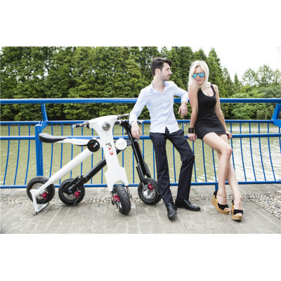 Worldwide known electric scooter , e-bike folding electric bike ,folding e scooter with fashion design made in china free shipping 48v 350w