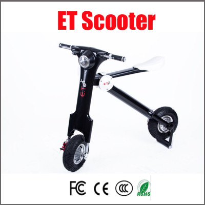New arrival two wheel single adults electric scooters 12 inch folding e scooters fast free shipping made in china