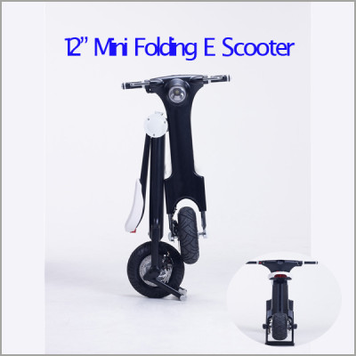 2015 new arriva & popular top speed 500w electric scooter ,12 inch electric scooter foldable for adults 500w