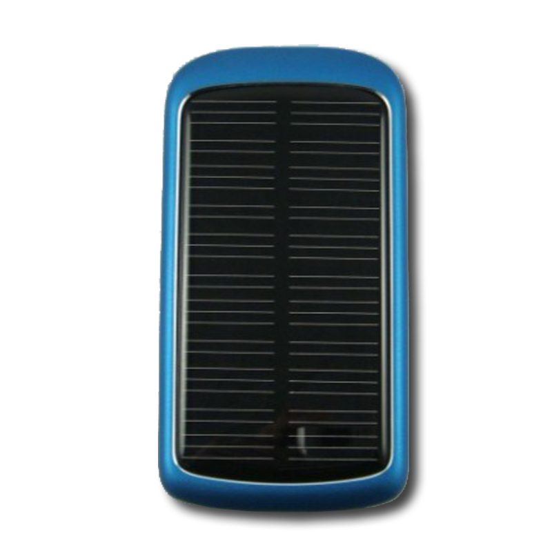 2000mah solar mobile battery charger