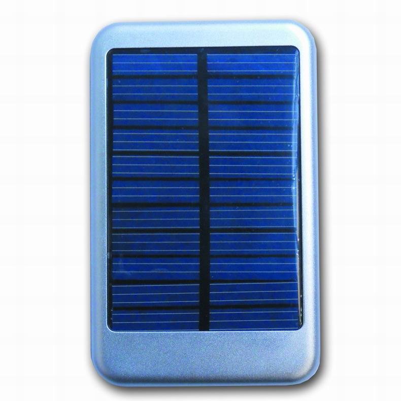 The new iPad solar charger