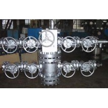 Double-channel Thermal Recovery Wellhead Equipment