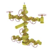 High Pressure Anti-H2S Wellhead Equipment