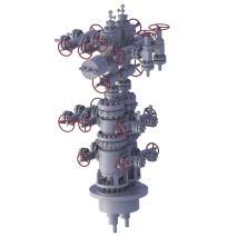 Composite Wellhead & X-mas Tree