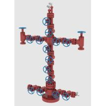 Double-channel completion wellhead & X-mas tree