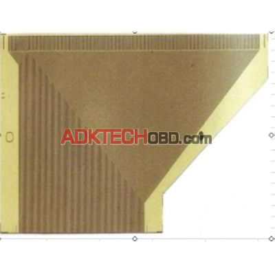 Flat LCD Connector for OPEL ASTRA info display made by Simens