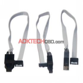 A Set CLIP EEPROM connectors for Tacho Universal:DIP-8CON(NO.42),SOIC-14CON(NO.43) and SOIC-8CON(NO.44)