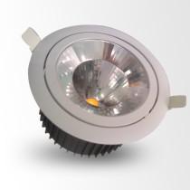 Waterproof Sharp LED down light (cutout: 140mm)