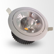 Sharp LED down light (cutout: 140mm)
