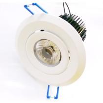 Sharp LED down light ( cutout:78mm)