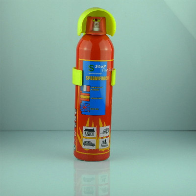 ALUMINUM GAS FIRE EXTINGUISHER 400ML