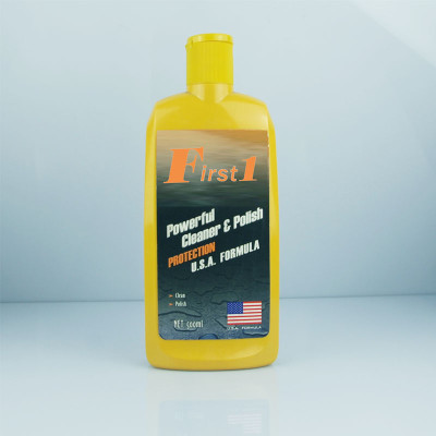 POWERFUL &CLEANER WAX POLISH 500ML