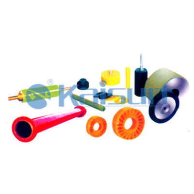 Polyurethane(rubber)rollers,rubber wheels