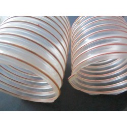 PU steel wire tube