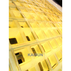 PU screen for mining industrial