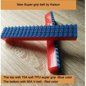 TPU Super-grip V-belt