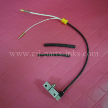 Domino Charge Electrode Assy 75u Mk3