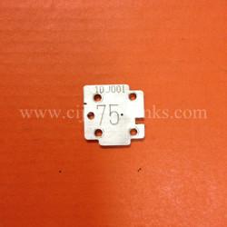 Domino 75 Micron Nozzle Assembly
