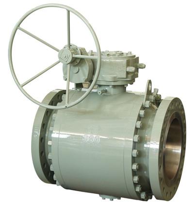 valve forgé balle tourillon