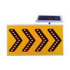 Solar traffic sign