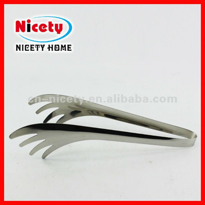 stainless steel sandwich tong