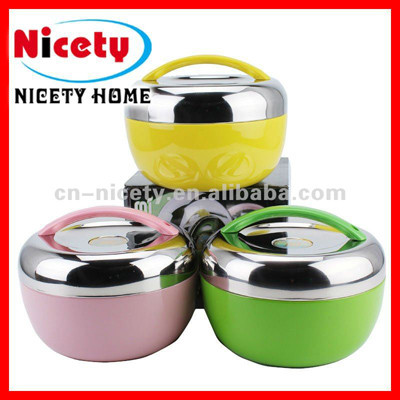 stainless steel food warmer lunch box