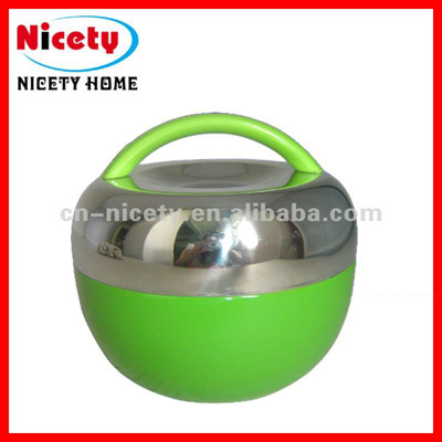 stainless steel thermal lunch box