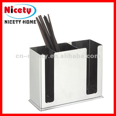 stainless steel chopsticks holder