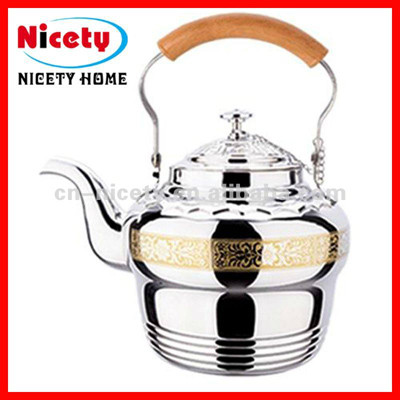 stainless steel Rome kettle