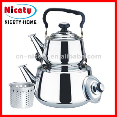 stainless steel whistle kettle