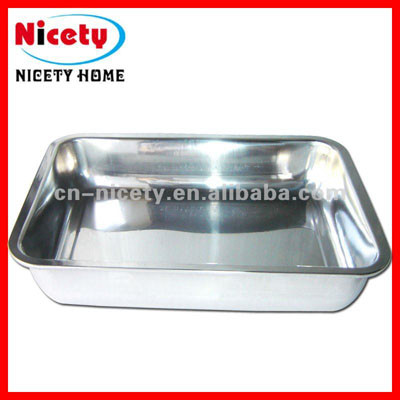 stainless steel tray(fruit tray,plate)