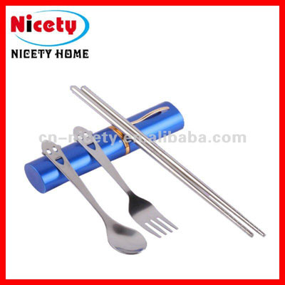 stainless steel knife and fork set