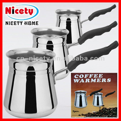 high quality stainless steel milk pot and coffee pot