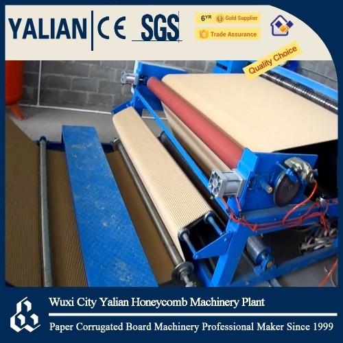 Full Automatic Standard Vertical Corrugated Board Making Machine