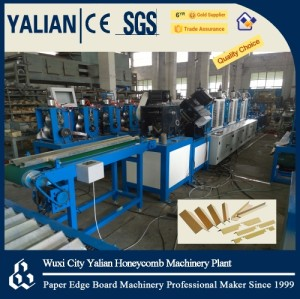 High Speed Paper Edge Guard Making Machine