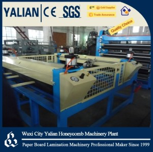 laminated paper cardboard machine