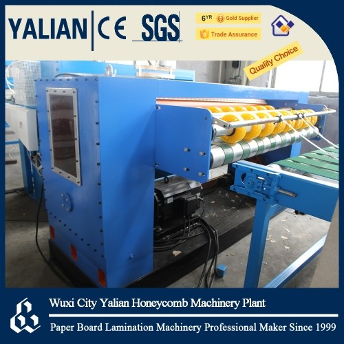 Paper panel lamination machine