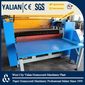 Honeycomb panel slitter