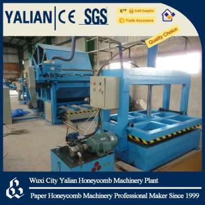 paper honeycomb core making machine