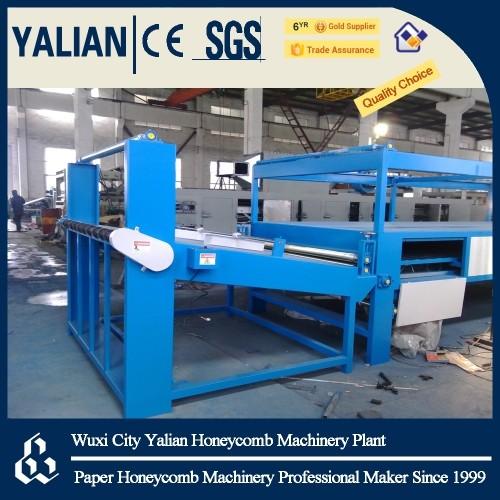 paper honeycomb panel machine