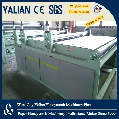 paper honeycomb core production line