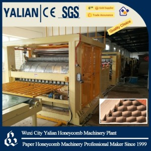 honeycomb paper core machine