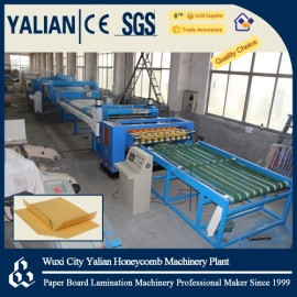 High Speed Full Automatic Flat Paper Board Making Machine