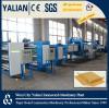 Newest paper slip sheet making machine with high speed cutting unit
